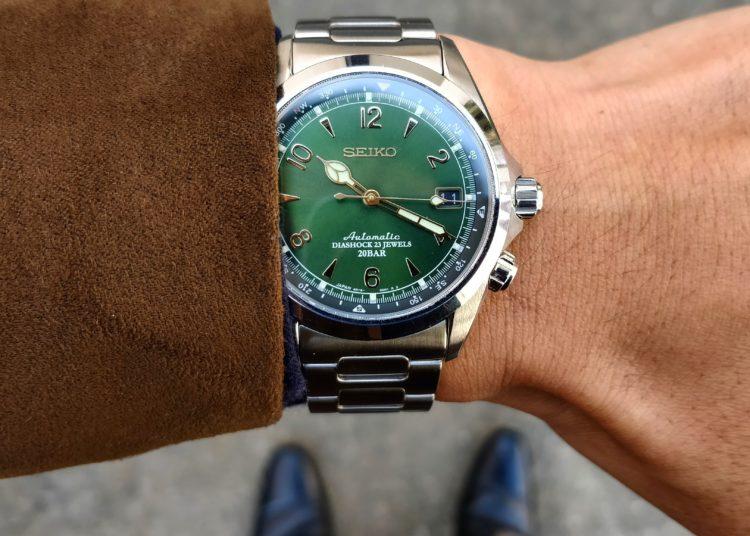 Seiko Alpinist SARB017 JDM Watches– The green explorer.