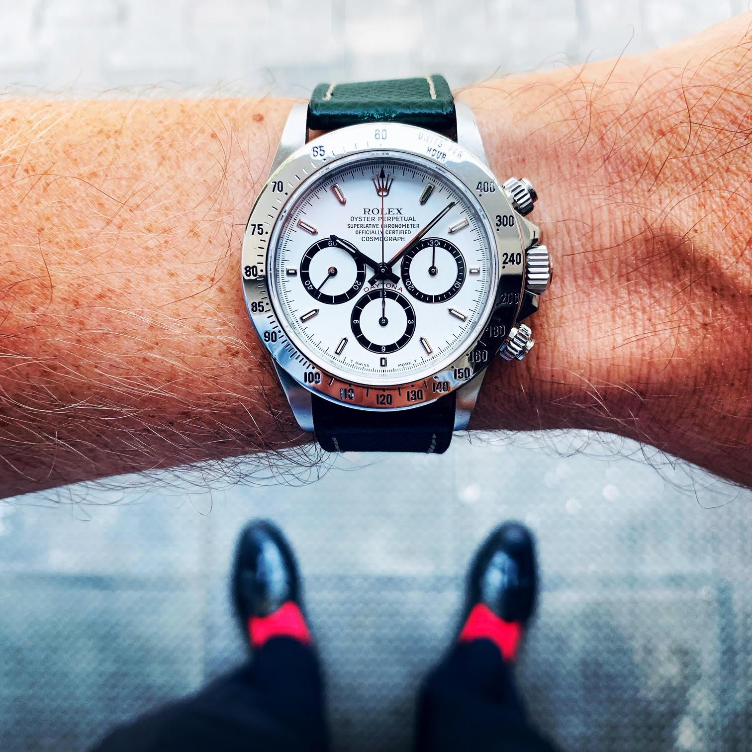 The Rolex 16520 \u0027Zenith\u0027 Daytona \u2013 Fifth Wrist