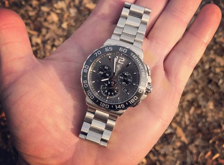 Tag heuer formula 1 review